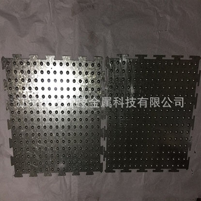耐污金属地板